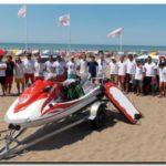 NECOCHEA: López presentó el equipo de Guardavidas y un numeroso parque vehicular