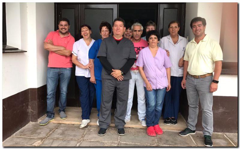 LA DULCE: El Dr. Gustavo Avalos nuevo jefe de la unidad sanitaria