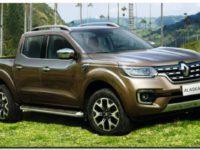 EMPRESAS: Renault Alaskan, el primer pick up de la marca francesa