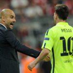 FÚTBOL: Manchester City quiere reunir a Messi con Guardiola