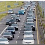 VERANO 2017: Gran cantidad de vehículos hacia la Costa