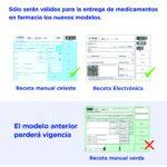 PAMI: Nuevos modelos de receta