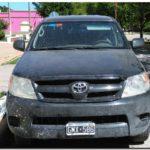 POLICIALES: Recuperan en Juan N. Fernández una camioneta robada en Necochea