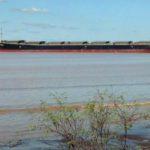 PORTUARIAS: Problemas con el calado en el Paraná