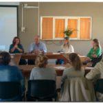 LOBERÍA: Reunión por violencia de género