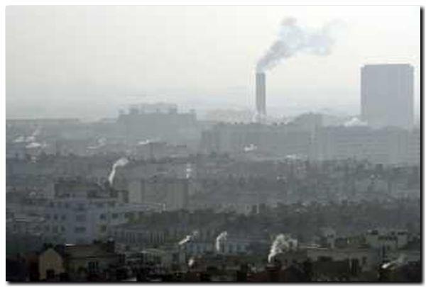 CLIMA: Baja la contaminación, pero aún persiste en el aire