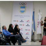 """DEPORTES: Cine Debate """"Deporte y Cultura de Paz"""" Comité Olímpico Argentino (COA)"""