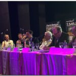 PUERTO QUEQUÉN: El Dr. Arturo Rojas disertó en la 48º Fiesta Provincial del Trigo