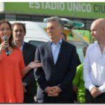 SALUD: Macri, Vidal y Rodríguez Larreta lanzaron el SAME Provincia