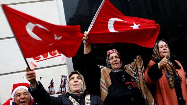 Turquía descartó pedir ayuda al Fondo Monetario