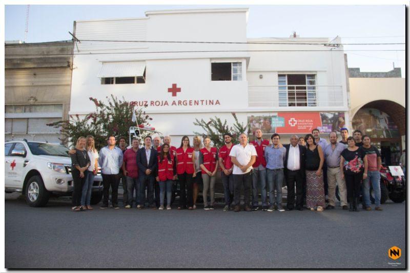 BUENOS AIRES: La Cruz Roja denunció que le quitaron la mitad del subsidio a sus escuelas