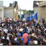 ENTRE RÍOS: Cientos de personas despidieron a Micaela
