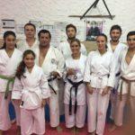 DEPORTES: El karate necochense se sube a un podio nacional una vez más