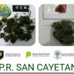 SAN CAYETANO: Sospechan que llevaban marihuana para vender