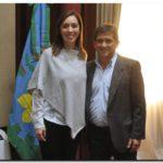 BUENOS AIRES: Vidal recibió a intendentes de la quinta sección electoral