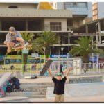 DEPORTES: Skate y BMX es olímpico