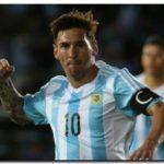 """FÚTBOL: Messi confesó que levantar la copa del mundo """"es un sueño de siempre"""""""