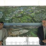 NECOCHEA: Comenzó la gira rusa del intendente López