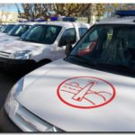 NECOCHEA: López presentó vehículos para seguridad