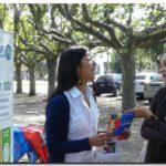 ELECCIONES 2017: Andrea Cáceres en Unidad Cuidadana K