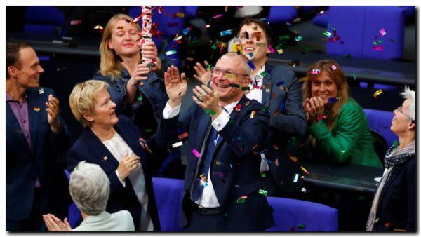 EL MUNDO: Alemania aprueba el matrimonio homosexual