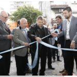 GREMIALES: En un multitudinario acto Ruggiero inauguró la nueva sede central