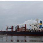 PUERTO QUEQUÉN: El dragado y el ingreso de buques de gran porte