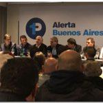 ELECCIONES 2017: Jimena López en el lanzamiento de #Alerta Buenos Aires