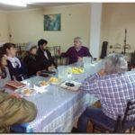 ELECCIONES 2017: Calcabrini junto a la Pastoral de Quequén