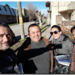 ELECCIONES 2017: Contacto con vecinos. El equipo de 1País Necochea recorre la ciudad