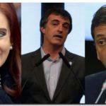 ELECCIONES 2017: Encuesta da tercios a tres listas