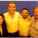 ELECCIONES 2017: Luciano Lescano en encuentro con Randazzo