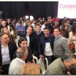 ELECCIONES 2017: Necochenses en el acto de Macri y Vidal