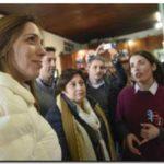 """ELECCIONES 2017: Vidal visitó Necochea y llamó a """"vencer a las mafias que consolidan la pobreza"""""""