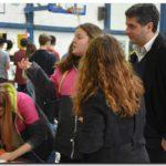 ELECCIONES 2017: Diego López Rodríguez junto a la red de centros de estudiantes en el Nacional