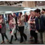 ELECCIONES 2017: Visita de Monica Macha y Walter Correa