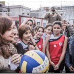 """ELECCIONES 2017: Cristina """"hay que expresar un límite a todo esto"""""""