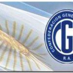 La CGT paraliza el país este lunes