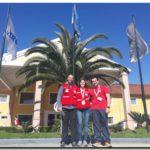 NECOCHEA: Miembros de la filial de Cruz Roja Argentina en capacitación nacional