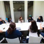 ELECCIONES 2017: Cristina se reunió con trabajadoras de pepsico