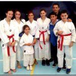 DEPORTES: Gran actuación de karatecas necochenses