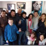 ELECCIONES 2017: Visita y apoyo de Gervasio Bozzano