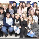 POLÍTICA: Facundo y Jimena López con Malena Galmarini