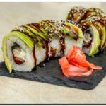 SALUD: El sushi es saludable y nutritivo