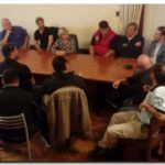 GREMIALES: La CGT Necochea mantuvo una audiencia con el intendente López