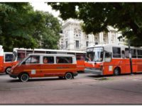 Paralizado el transporte escolar en Necochea