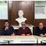 ELECCIONES 2017: El Partido Fe de Necochea dio su apoyo a sus candidatos