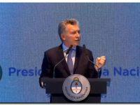 """ECONOMIA: Macri sostuvo que se deben """"profundizar"""" las medidas tendientes a reducir el déficit fiscal"""