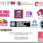 PREOCUPACIÓN por la reforma que prohibiría la probation para casos de violencia de género