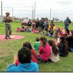 ELECCIONES 2017: Fiesta de la primavera de Unidad Ciudadana con vecinos en Quequén